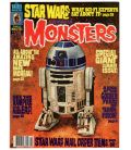 Famous Monsters of Filmland N°138 - Octobre 1977 - Ancien magazine américain avec Star Wars