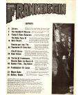 Castle of Frankenstein Magazine N°24 - Vintage 1974 issue with Boris Karloff