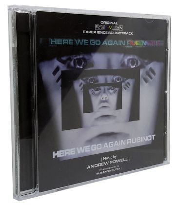 Here we go again Rubinot - Trame sonore de Andrew Powell - CD usagé