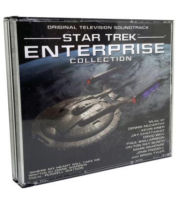 Star Trek Enterprise Collection - Volume 1 - Trame sonore - CD usagé