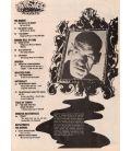 Monsters Fantasy Vol. 1 N°2 - Juin 1975 - Ancien magazine américain avec La Momie