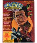 Monsters Fantasy Magazine N°4 - October 1975 - Vintage US Magazine with Lon Chaney Jr.