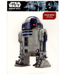 Star Wars - R2-D2 - Autocollant pour fenêtre