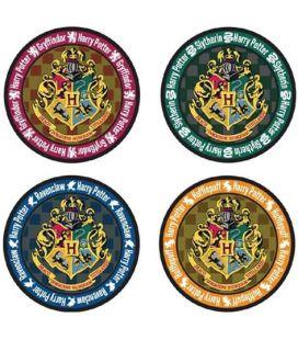 Harry Potter - Ensemble de 4 sous-verre