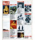Paris Match Magazine N°1757 - Vintage january 28, 1983 issue with Catherine Deneuve