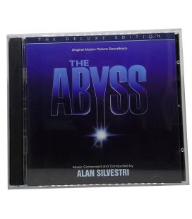The Abyss - Soundtrack Deluxe Edition 2 discs - Used CD