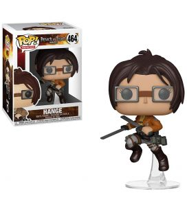 Attack on Titan - Hange - Figurine Pop 464