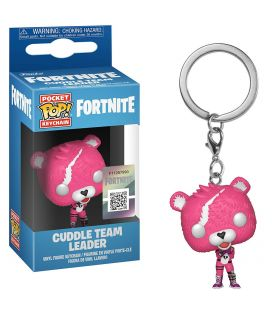 Fortnite - Cuddle Team Leader - Porte clé Pocket Pop! Keychain