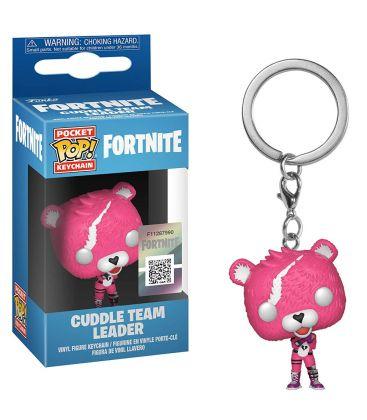 Fortnite - Cuddle Team Leader - Pocket Pop! Keychain