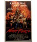 "Nightforce - 27"" x 40"" - Canadian Video Poster"