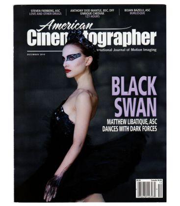 American Cinematographer - December 2010 issue with Natalie Portman
