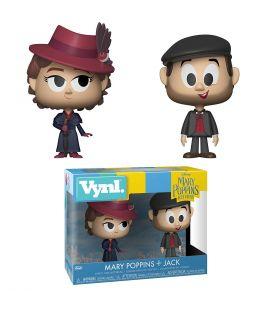 Le Retour de Mary Poppins - Mary Poppins et Jack - Ensemble de 2 figurines Funko Vynl
