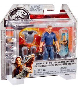 """Jurassic World - Owen dresseur de dinosaures - Figurine 3.75"""""""