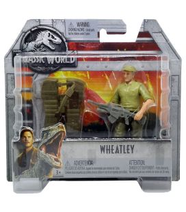 Jurassic World - Wheatley - Figurine 3.75""