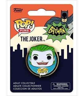Batman - The Joker - Epinglette Pop Pins Série TV Classique