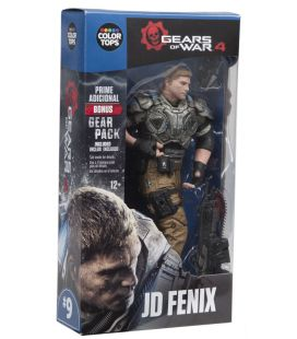 Gears of War 4 - JD Fenix - 7-inch Action Figure Color Tops 9