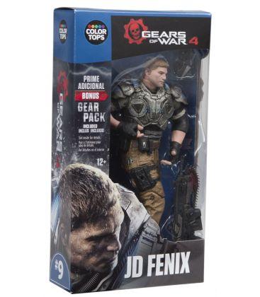 Gears of War 4 - JD Fenix - 7-inch Action Figure Color Tops 9