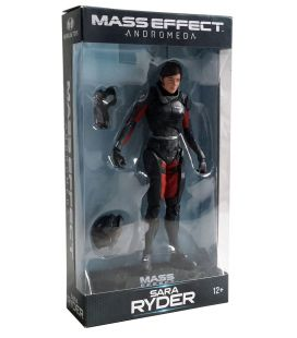 "Mass Effect Andromeda - Sara Ryder - Figurine 7"" Color Tops 22"