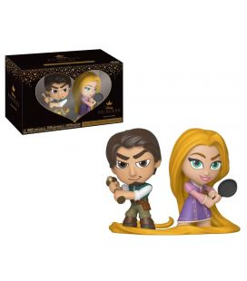 Tangled - Flynn and Rapunzel - Set of 2 figurines Romance Series 2.5""