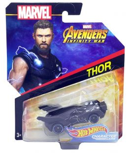 Avengers Infinty Wars - Thor - Auto Hot Wheels