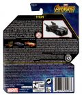 Avengers Infinty Wars - Thor - Auto Hot Wheels
