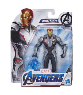 "Avengers Endgame - Iron Man - Figurine articulée de 6"""