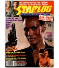 Starlog N°95 - Juin 1985 - Ancien magazine américain avec Grace Jones dans James Bond