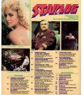 Starlog N°113 - Décembre 1986 - Ancien magazine américain avec Rick Moranis et John Candy