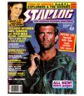 Starlog N°97 - Août 1985 - Ancien magazine américain avec Mel Gibson dans Mad Max
