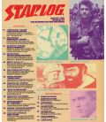 Starlog Magazine N°97 - Vintage August 1985 issue with Mel Gibson in Mad Max