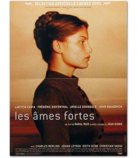 "Les Ames fortes - 16"" x 21"""