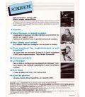 Videocom Magazine - Vintage January 1986 French Canadian issue