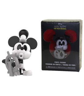 Mickey Mouse - Figurine en vinyle Steamboat Willie