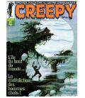 Creepy N°4 - 1970 - Ancien magazine français, couverture de Tom Sutton