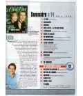 Ciné Live Magazine N°14 - June 1998 - French Magazine with Meryl Streep and Leonardo DiCaprio