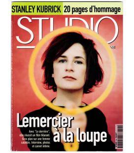 Studio N°144 - Avril 1999 - Magazine français avec Valérie Lemercier