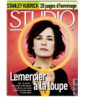 Studio Magazine N°144 - April 1999 issue with Valérie Lemercier
