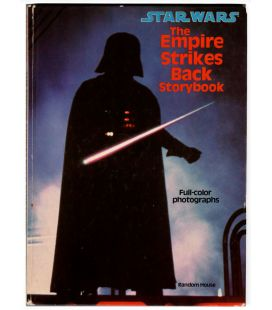 Star Wars : Episode 5 - L'Empire contre-attaque - Storybook - Livre