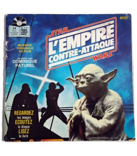 Star Wars : Episode 5 - L'Empire contre-attaque - L'histoire racontée - Livre-disque