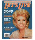 Let's Live Magazine - Vintage June 1989 issue with Debbie Reynolds