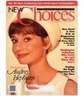 New Choices Magazine - November 1995 issue with Audrey Hepburn