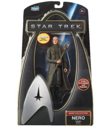 Star Trek - Nero - Action Figure 6""