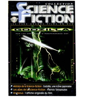 Godzilla (1998) - Collection Science-Fiction Magazine