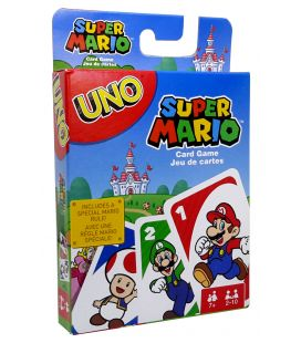 Super Mario - Jeu de cartes Uno