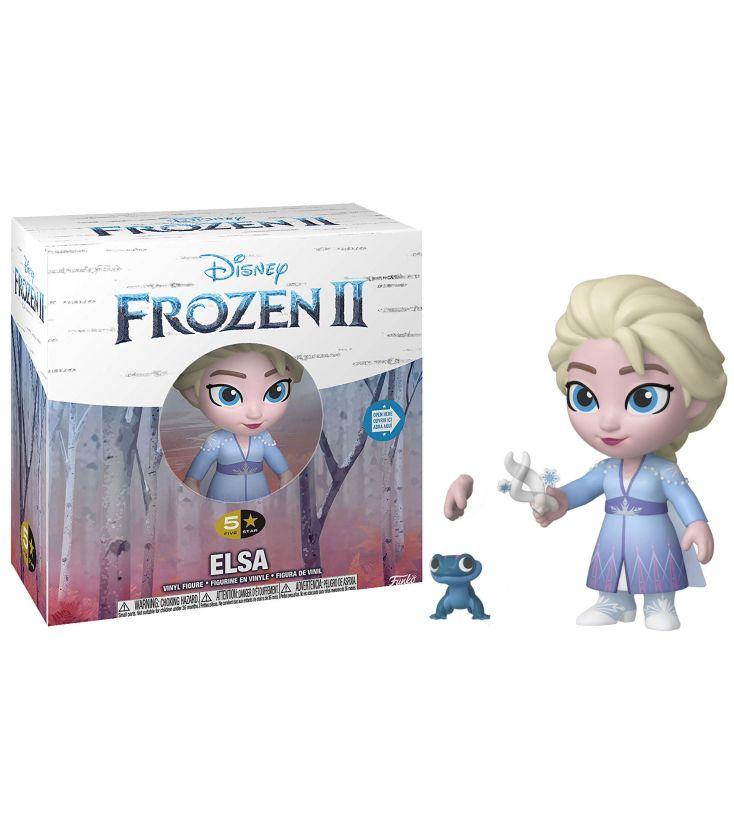Pop Vinyl--Frozen II Elsa 5-Star Vinyl