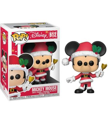 Mickey Mouse - Holiday Mickey - Pop! Vinyl Figure 612