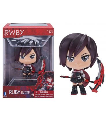 "RWBY - Ruby Rose - 3.75"" Vinyl Figure"