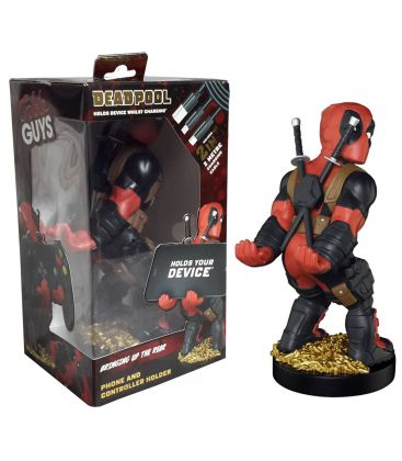 Deadpool - Bringing Up the Rear - Cable Guys Phone Holder