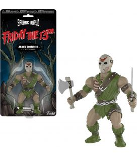 "Vendredi 13 - Jason Voorhees - Figurine 5.5"" Savage World"