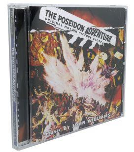 L'Aventure du Poseidon - Trame sonore de John Williams - CD usagé